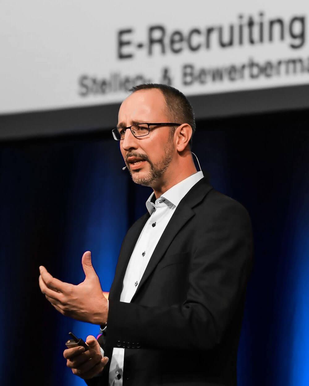 Oliver Reinsch Speaker
